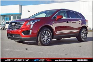 Cadillac xt5 for sale for White motors roanoke rapids