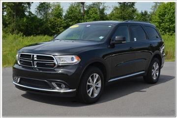 2015 Dodge Durango For Sale North Carolina