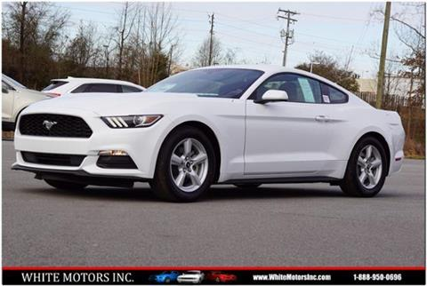 2017 Ford Mustang for sale in Roanoke Rapids, NC
