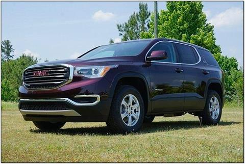 2018 GMC Acadia for sale in Roanoke Rapids, NC