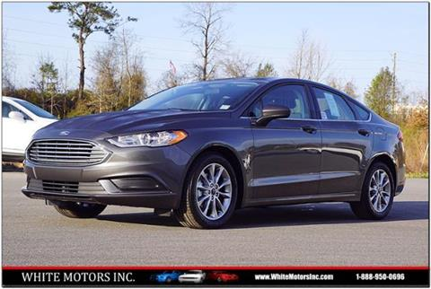 2017 Ford Fusion for sale in Roanoke Rapids, NC