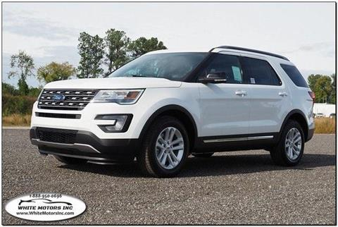 2017 Ford Explorer for sale in Roanoke Rapids, NC