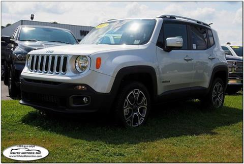 Jeep Renegade For Sale In North Carolina