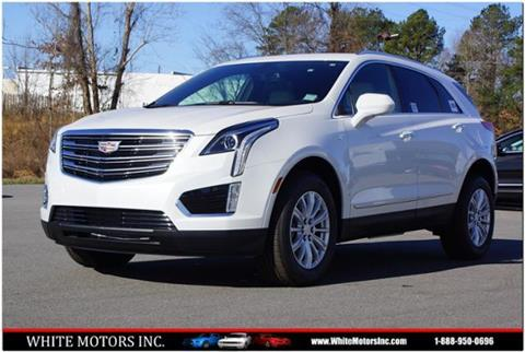 2017 Cadillac XT5 for sale in Roanoke Rapids, NC