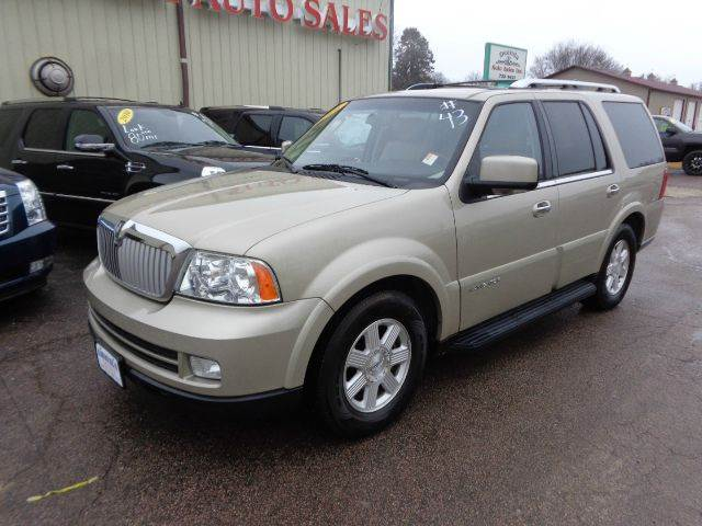 2006 lincoln navigator luxury 4dr suv 4wd in storm lake ia. Black Bedroom Furniture Sets. Home Design Ideas
