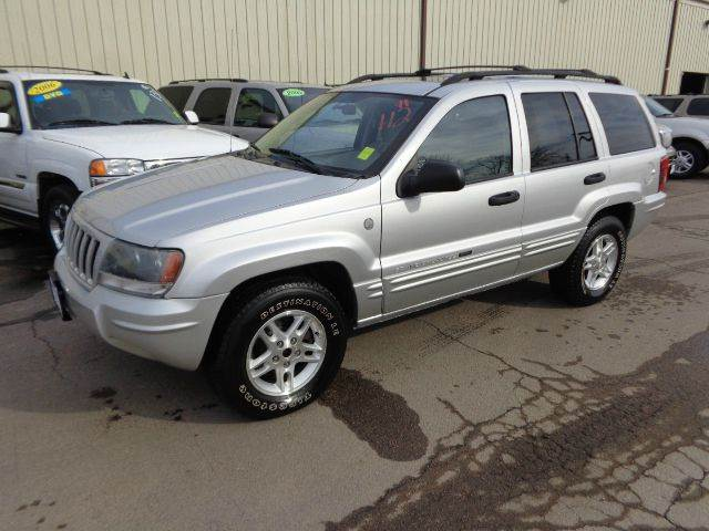 2004 jeep grand cherokee special edition 4dr 4wd suv in storm lake ia de anda auto sales. Black Bedroom Furniture Sets. Home Design Ideas