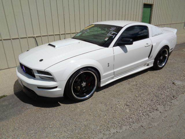 Relative 2006 Ford Mustang GT Premium 2dr Fastback In Storm Lake IA - De  QB85