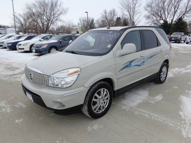 2005 buick rendezvous ultra awd 4dr suv in storm lake ia. Black Bedroom Furniture Sets. Home Design Ideas