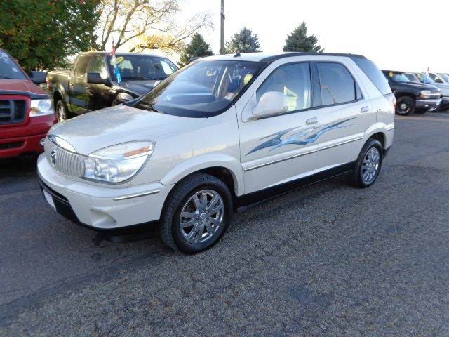 2005 Buick Rendezvous Ultra AWD 4dr SUV In Storm Lake IA ...