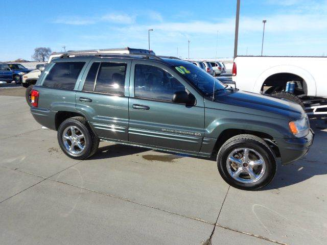 2002 Jeep Grand Cherokee 4dr Overland 4wd Suv In Storm