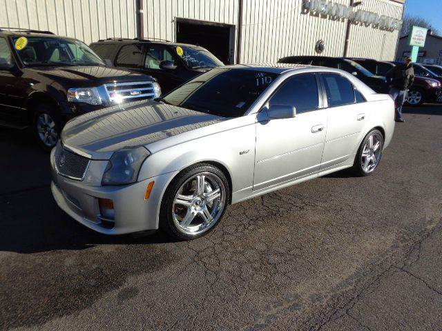 2005 cadillac cts v for sale in ohio. Black Bedroom Furniture Sets. Home Design Ideas