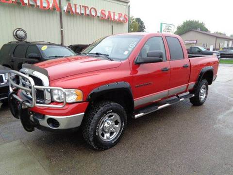 2005 Dodge Ram Pickup 2500 for sale in Storm Lake, IA