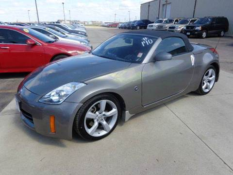 2007 nissan 350z for sale. Black Bedroom Furniture Sets. Home Design Ideas