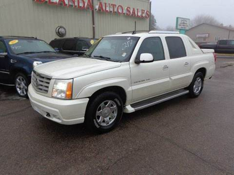 2006 cadillac escalade ext for sale in maine. Cars Review. Best American Auto & Cars Review