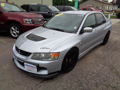 Deanda Auto Sales >> 2006 Mitsubishi Lancer Evolution For Sale - Carsforsale.com®