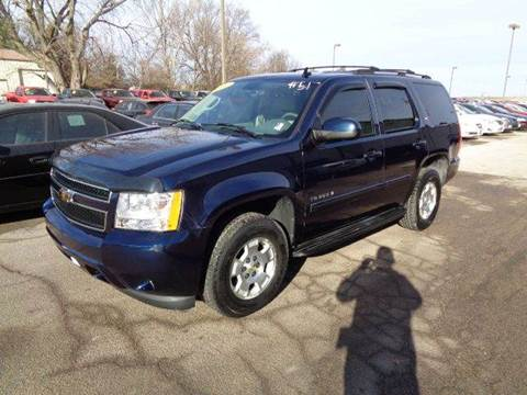 used 2007 chevrolet tahoe for sale in iowa. Black Bedroom Furniture Sets. Home Design Ideas