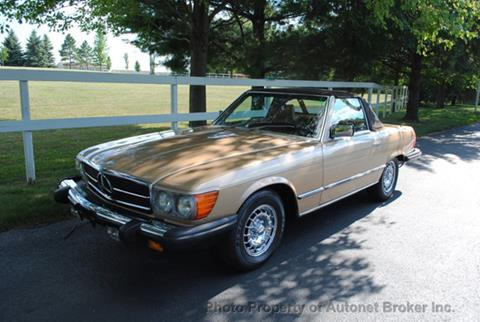 1984 Mercedes-Benz 380-Class for sale in Bloomington, IL