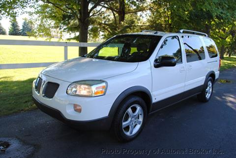 2006 Pontiac Montana SV6 for sale in Bloomington, IL