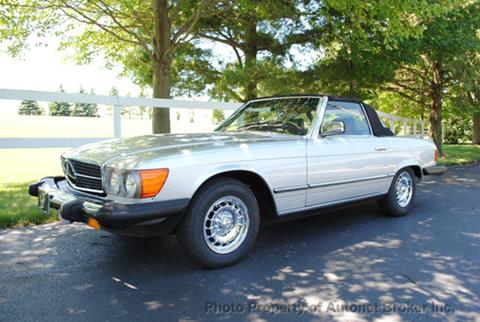 1982 Mercedes-Benz 380-Class for sale in Bloomington, IL