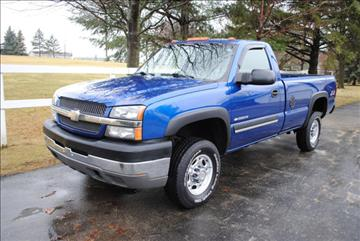 2004 Chevrolet Silverado 2500HD for sale in Bloomington, IL