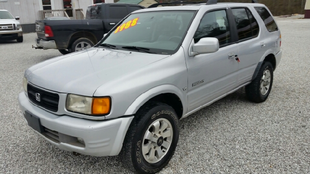 1999 honda passport 4dr lx 4wd suv in oneida tn cooper. Black Bedroom Furniture Sets. Home Design Ideas