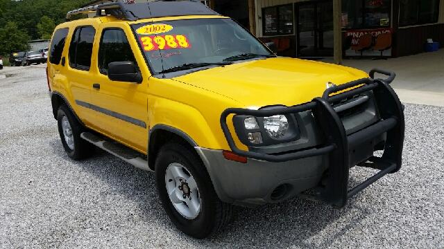 2002 Nissan Xterra SE 2WD 4dr SUV   Oneida TN