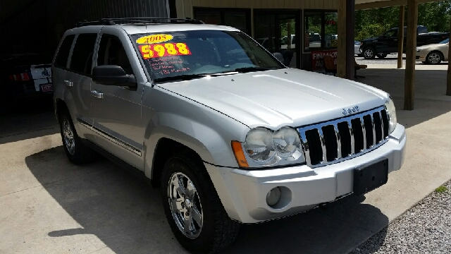 2005 Jeep Grand Cherokee 4dr Limited 4WD SUV   Oneida TN