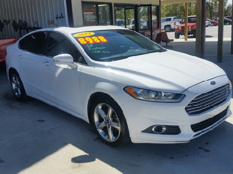 2013 Ford Fusion for sale in Oneida, TN