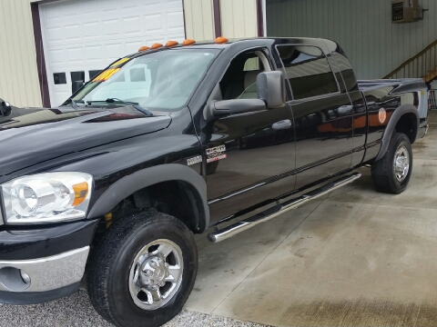 2007 Dodge Ram Pickup 2500 for sale in Oneida, TN