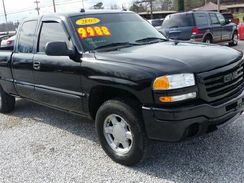 2005 GMC Sierra 1500 for sale in Oneida, TN