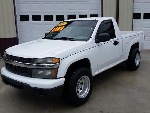 2006 Chevrolet Colorado for sale in Oneida, TN