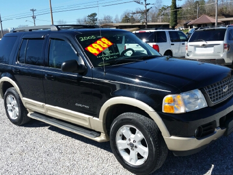 2005 Ford Explorer for sale in Oneida, TN