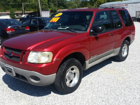 2002 Ford Explorer Sport for sale in Oneida, TN
