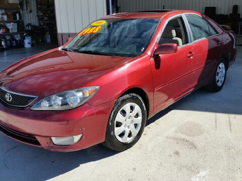 2005 Toyota Camry for sale in Oneida, TN