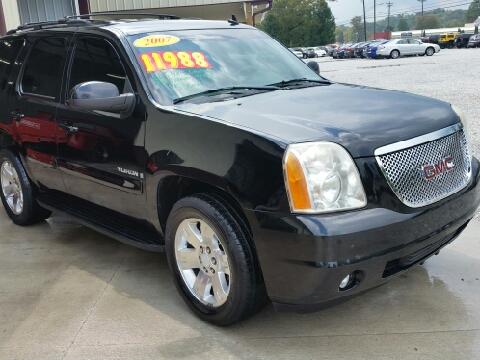 2007 GMC Yukon for sale in Oneida, TN