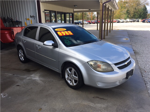 2009 Chevrolet Cobalt for sale in Oneida, TN