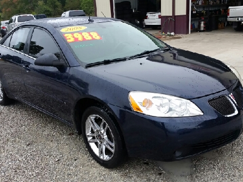 2008 Pontiac G6 for sale in Oneida, TN
