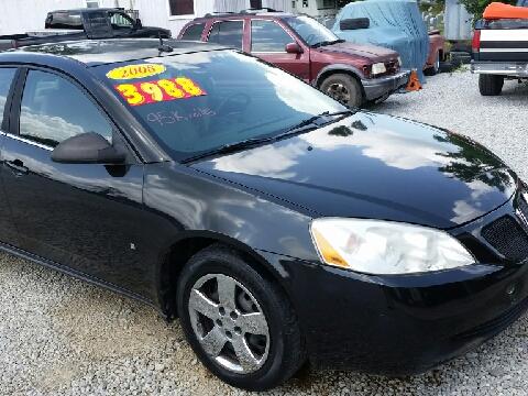 2008 Pontiac G6 for sale in Oneida, TN