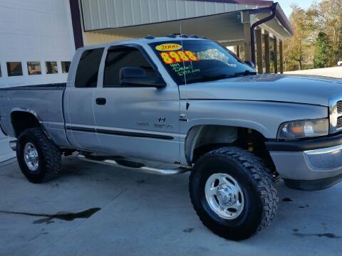 2000 Dodge Ram Pickup 2500 for sale in Oneida, TN