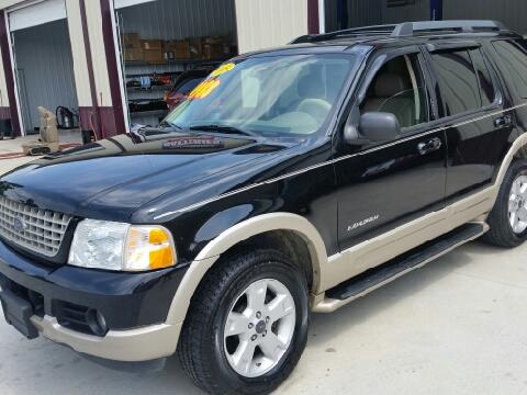 2005 Ford Explorer for sale in Oneida, TN