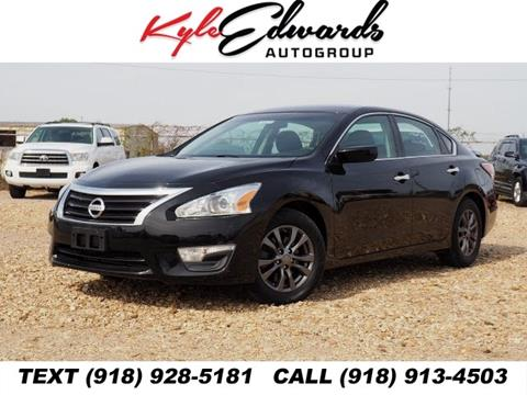 2015 Nissan Altima for sale in Checotah, OK