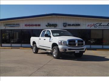 2007 Dodge Ram Pickup 2500 for sale in Checotah, OK