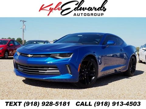 2016 Chevrolet Camaro for sale in Checotah, OK