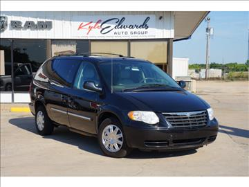 2007 Chrysler Town and Country for sale in Checotah, OK