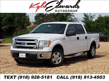 2014 Ford F-150 for sale in Checotah, OK