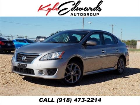 2014 Nissan Sentra for sale in Checotah, OK