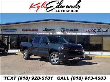 2017 Chevrolet Silverado 1500 for sale in Checotah, OK