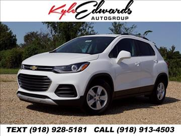 2017 Chevrolet Trax for sale in Checotah, OK