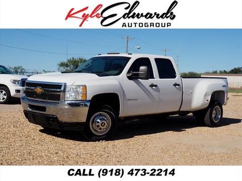 2014 Chevrolet Silverado 3500HD for sale in Checotah, OK
