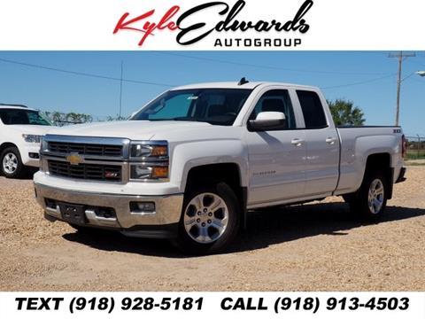 2015 Chevrolet Silverado 1500 for sale in Checotah, OK
